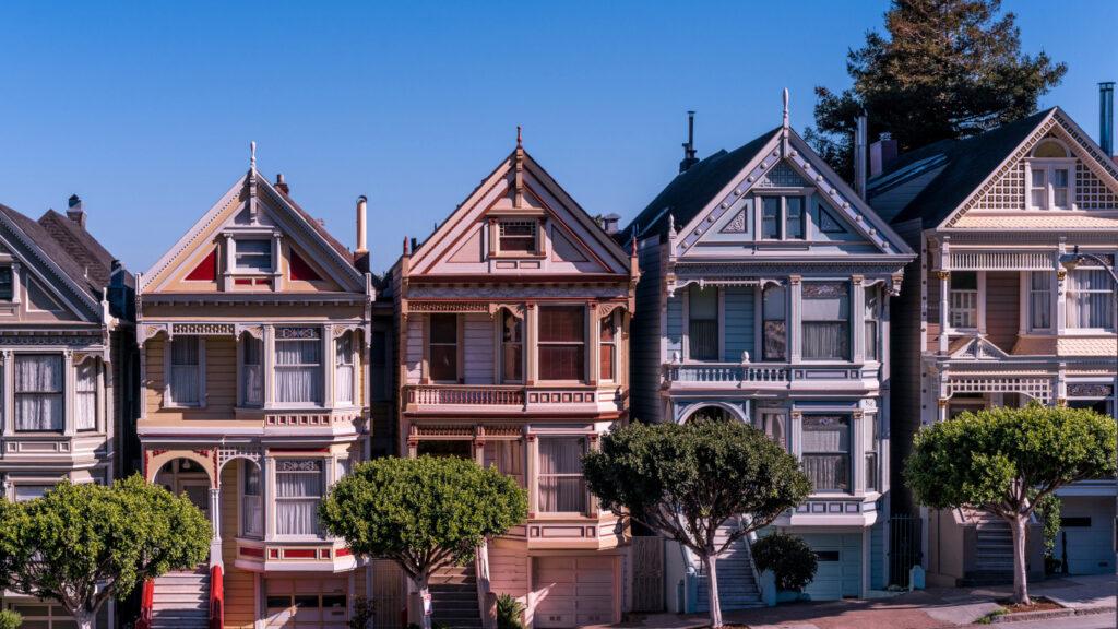 Maisons côte à côte