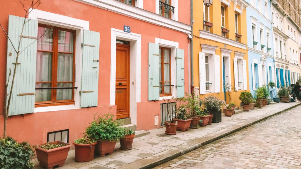 Appartements à Paris